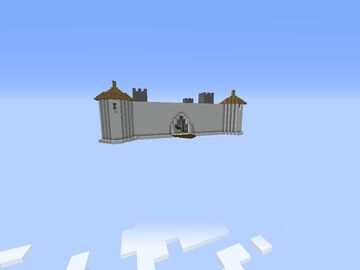 THE BATTLE Minecraft Map & Project
