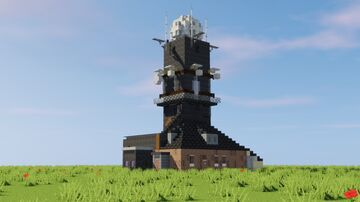 Friedrich Luise Tower Minecraft Map & Project