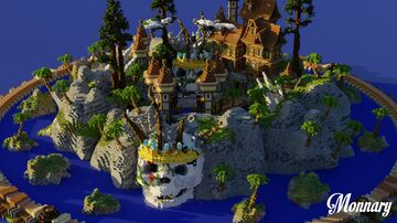 Fake lobby Minecraft Map & Project