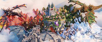 Elemental Skies Minecraft Map & Project