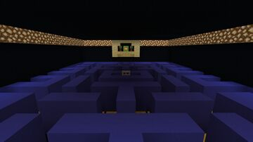 PACMAN MAZE 2-5 players Minecraft Map & Project