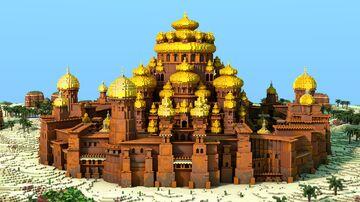 Sand city Minecraft Map & Project