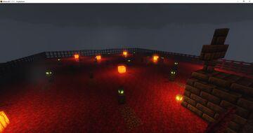 Haloween Battles Minecraft Map & Project