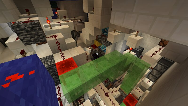Here is some redstone