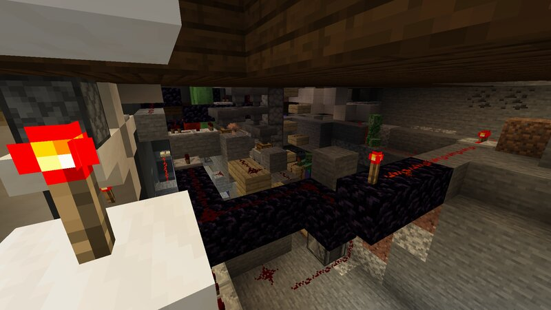 and more of the redstone
