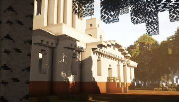 Russian church Minecraft Map & Project