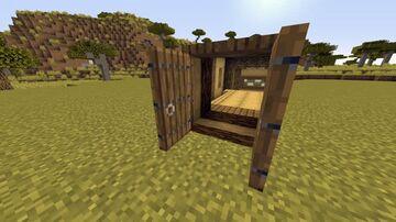 Non-Euclidian Minecraft - A survival base Minecraft Map & Project