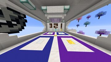 LuckyBlockRoulette 1.16.5 Minecraft Map & Project