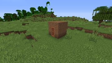 dirt house 2.0 Minecraft Map & Project