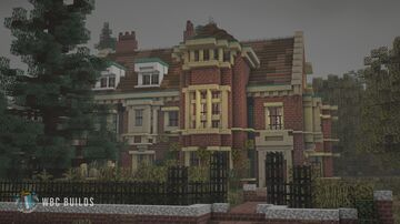 The Murder House - American Horror Story Minecraft Map & Project