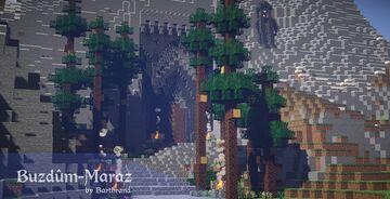 Buzdûm-Maraz | Dwarwen Kingdom Minecraft Map & Project