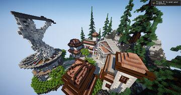 Spawn/Lobby Greco-Roman // Small Minecraft Map & Project