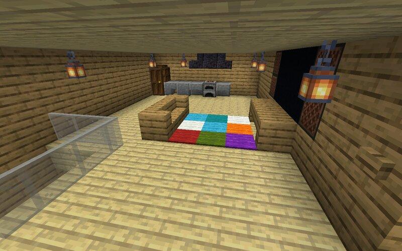 inside of housing unit