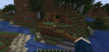 (DOWNLOAD) Simple Starter Base Minecraft Map & Project