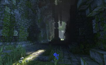Mystical Ruins Minecraft Map & Project