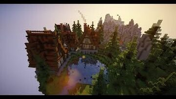 Floating Islands Lobby [Free Download] Minecraft Map & Project