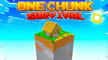 ONECHUNK (NOT A COPY). Minecraft Map & Project