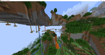 Amplified Parkour Minecraft Map & Project