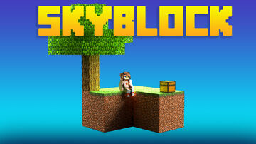 Real SkyBlock v1.2 for 1.16.5 Minecraft Map & Project