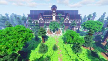 Hunts Manor Minecraft Map & Project