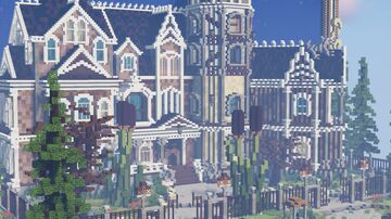 Lobby (Spawn) - Dream   1.8 - 1.17    15$    Minecraft Map & Project