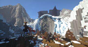 Mount Gundabad, Awakening place of Durin Minecraft Map & Project