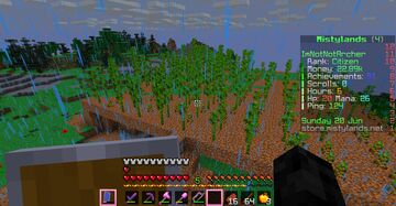 Giant Bamboo Farm Minecraft Map & Project