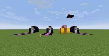 MGL jump Minecraft Map & Project