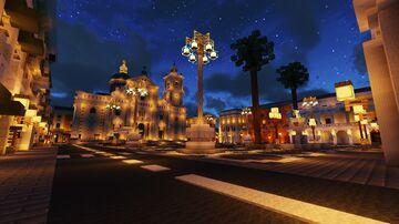 PIAZZA DUOMO - Città di Vigata Minecraft Map & Project