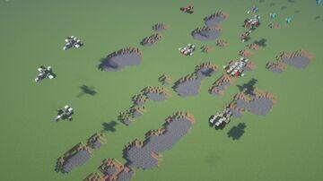 Slimeblock Flying Machine World Minecraft Map & Project
