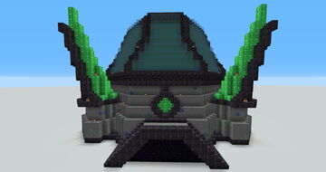 Rockberry - Beryl module Minecraft Map & Project