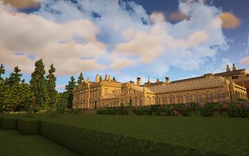 Faulkner House, Linfordshire Minecraft Map & Project