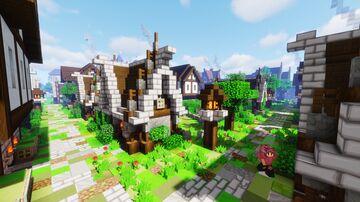 CrithiaRVR Minecraft Map & Project