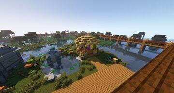 Gazebo Minecraft Map & Project