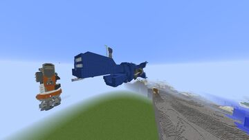 donnager test Minecraft Map & Project