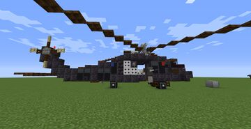 Sikorsky UH-60 S.W.A.T Edition Minecraft Map & Project