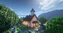 Medieval Chapel Minecraft Map & Project