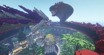 Downloadable Snake Spawn Minecraft Map & Project