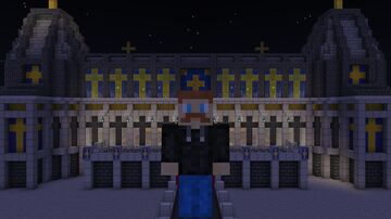 The Holy Church of Ikea Minecraft Map & Project