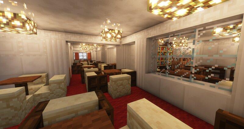 Second Class Lounge