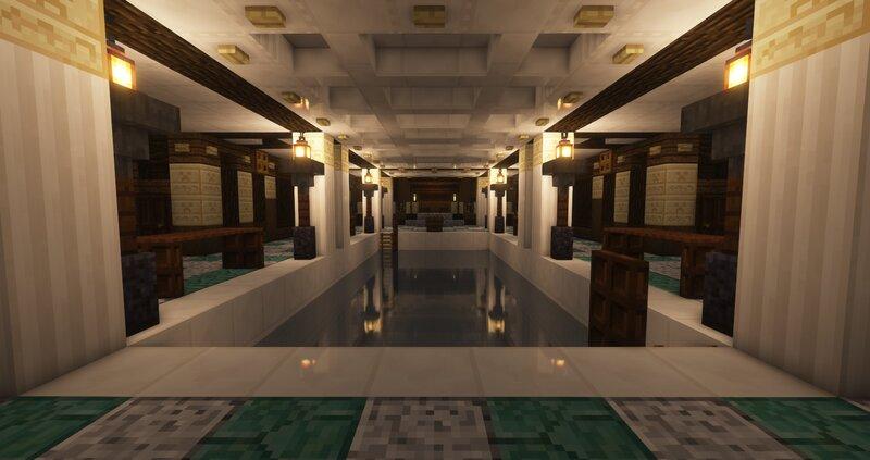 First Class Swimming Bath