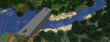 Albatross Dam Minecraft Map & Project