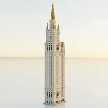 The Jebediah Tower Minecraft Map & Project