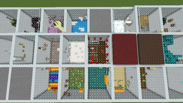 30 Levels Of Parkour Minecraft Map & Project
