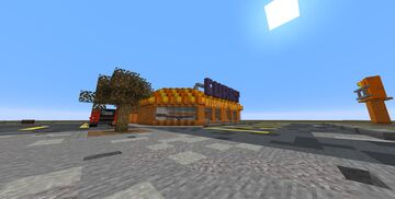 Dilshan's Curry Location #3 Minecraft Map & Project