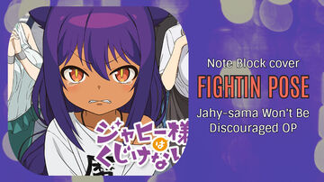 Fightin Pose - Jahy-sama Won't Be Discouraged OP - Minecraft Note Block Cover Minecraft Map & Project