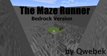 The Maze Runner (Bedrock Version) Minecraft Map & Project