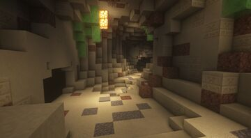 Dungeon : Risol Minecraft Map & Project