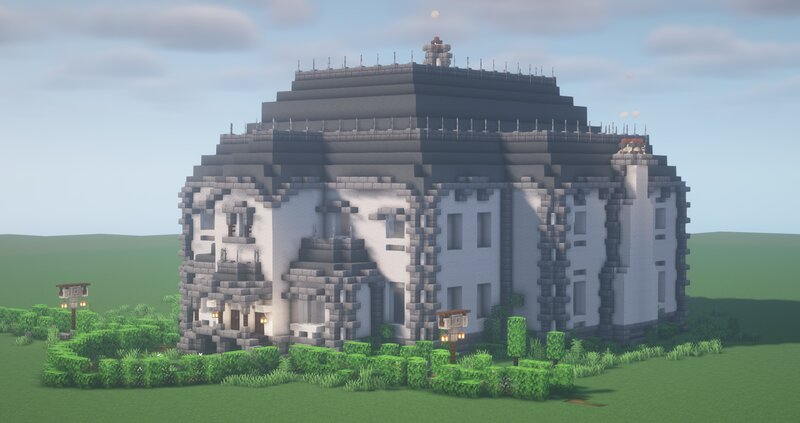 chimney but with shaders i love a good chimney