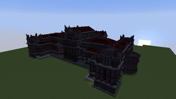 Blackstone Palace Minecraft Map & Project